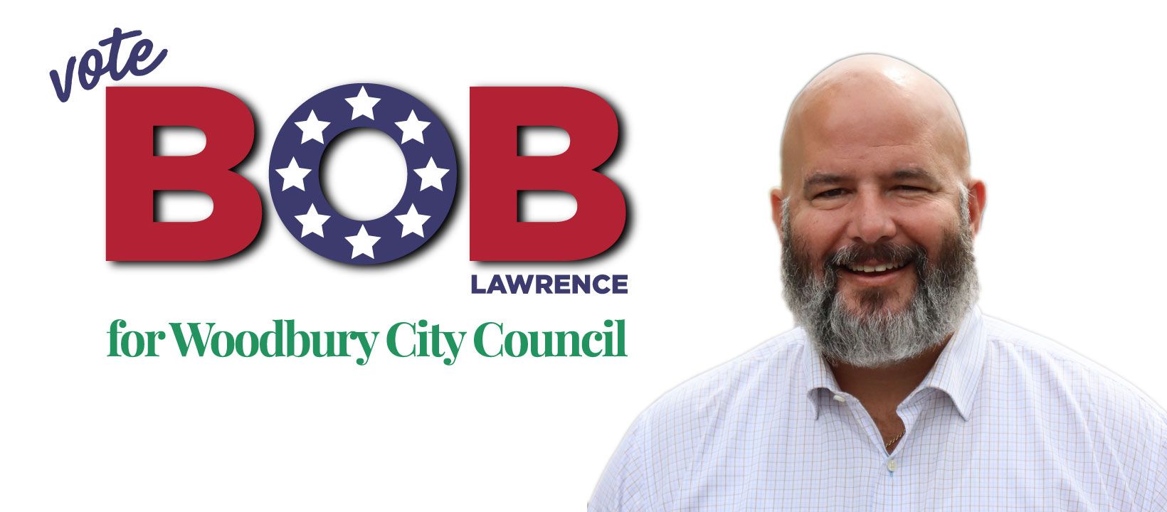 Bob Lawrence for Woodbury City Council